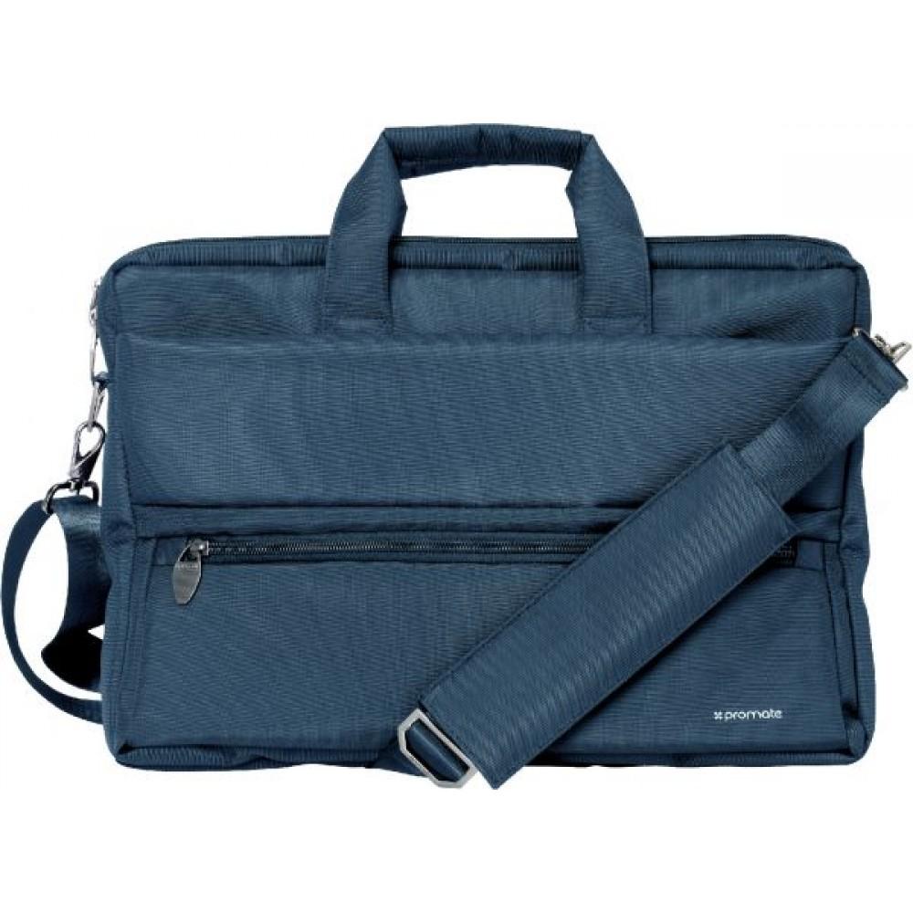 "PROMATE BAG APOLLO-MB 15.6"" BLUE"