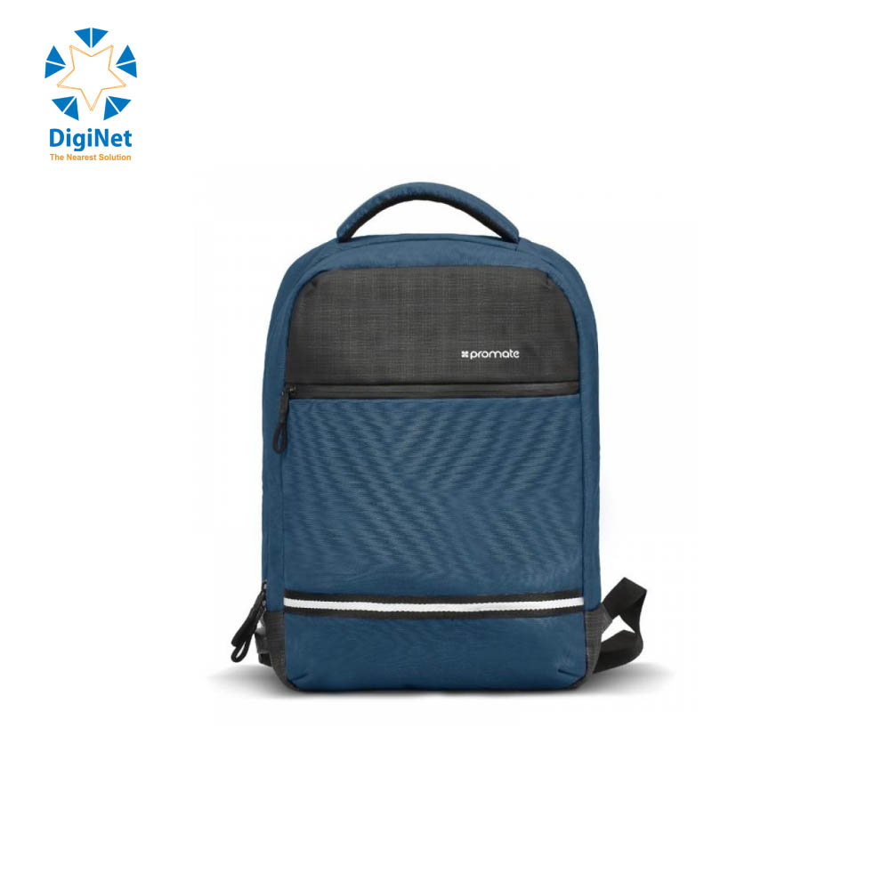 "PROMATE BAG BACKPACK EXPLORER- BP 13.3"" BLUE"