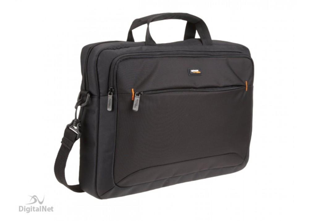 """IMPULSE LAPTOP BAG 1500 HARD CASE 15.6"""" ORANGE"""