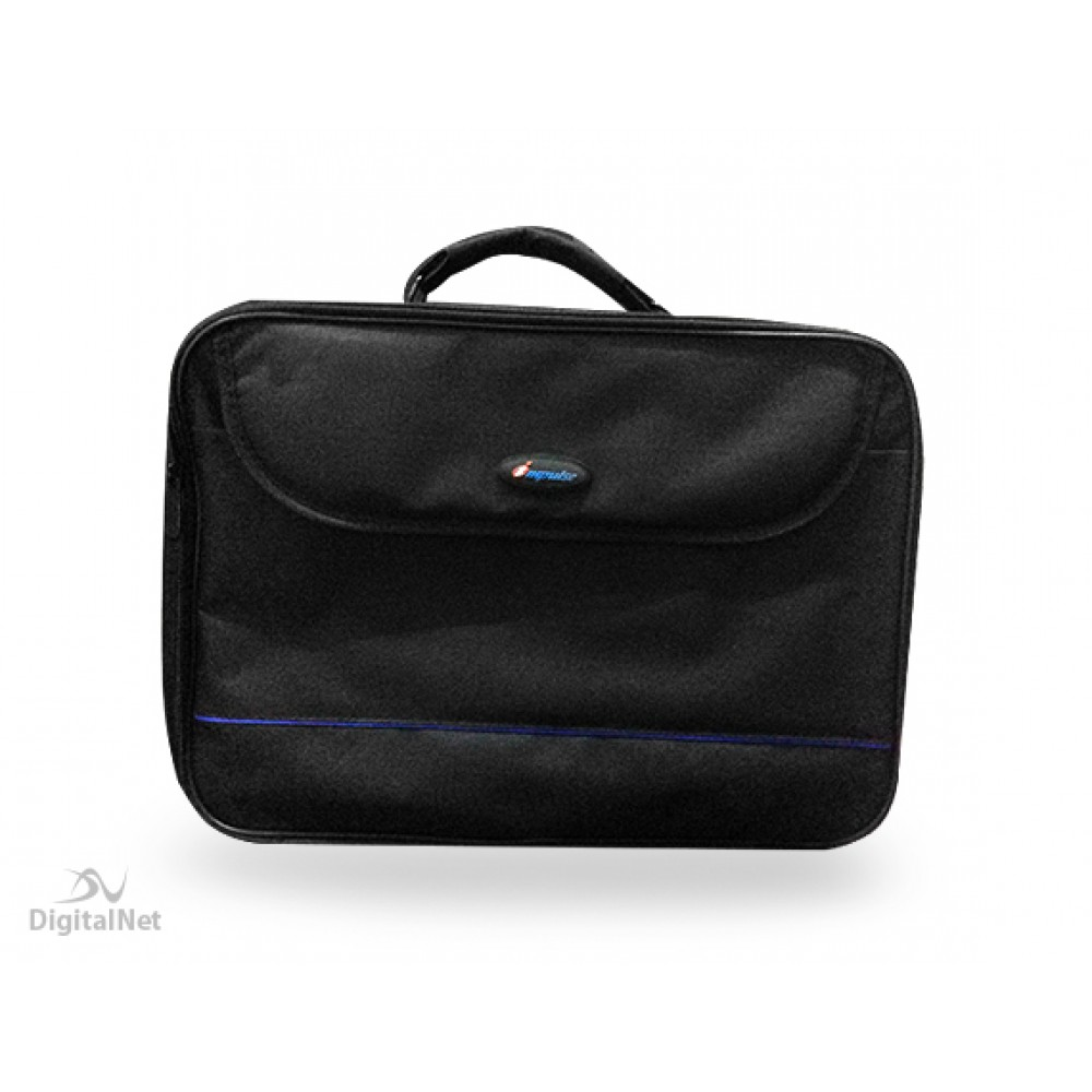 "IMPULSE LAPTOP BAG 325 14"" BLACK"