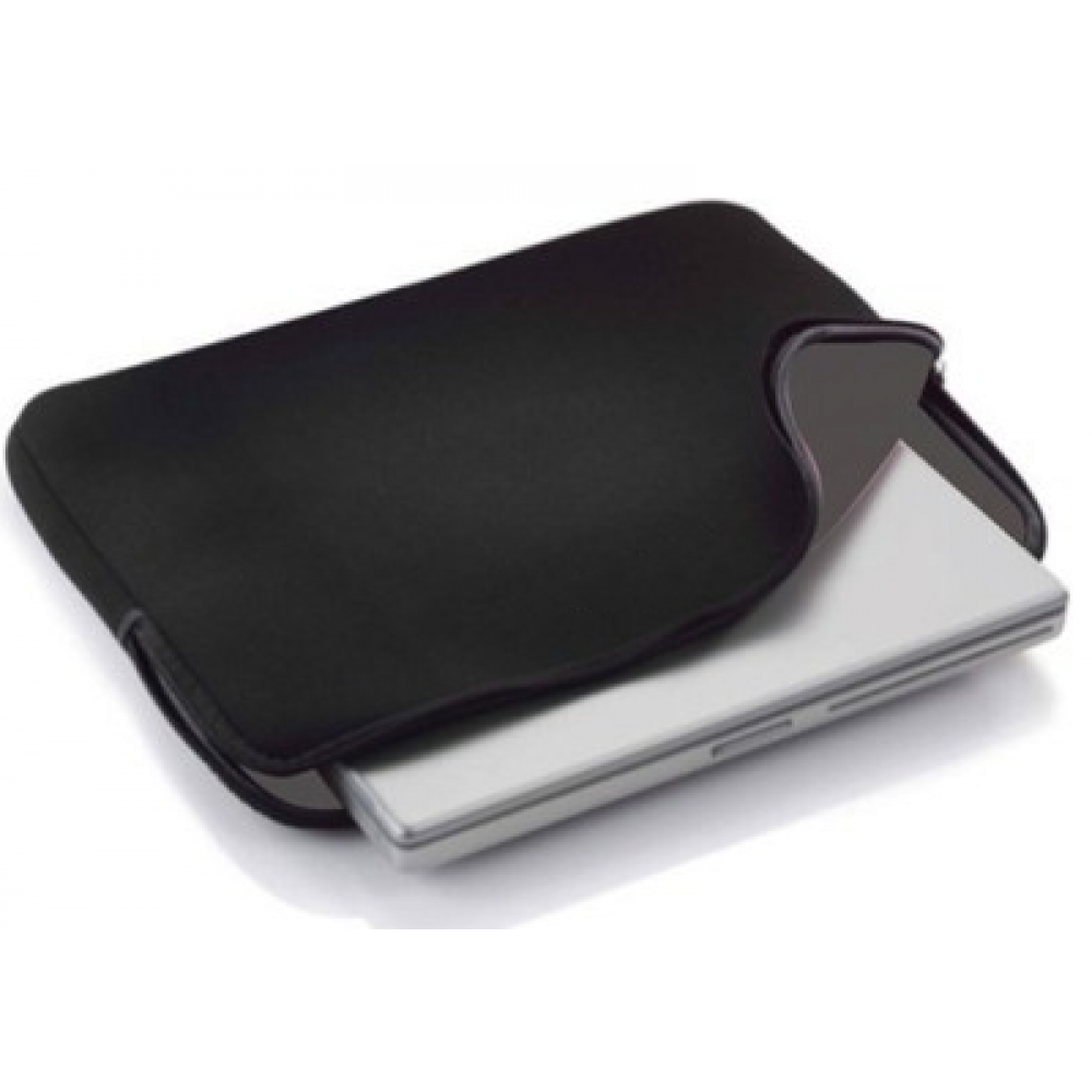 "IMPULSE LAPTOP CASE 15.6"" BLACK"