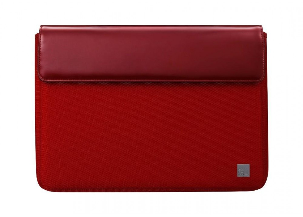 "SONY BAG 14"" RED/PINK/BLACK"