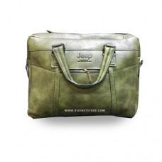 """جيب حقيبة لابتوب  15.6"""" أخضر"""