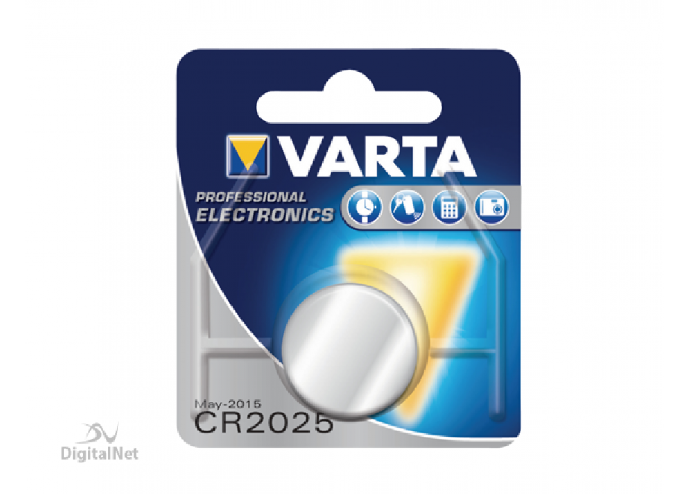 VARTA BATTARIES CR 2025