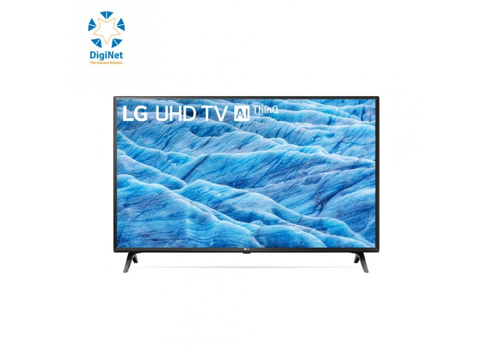 """LG LED TV  70"""" 70UM7380PVA 4K SMART BLACK"""