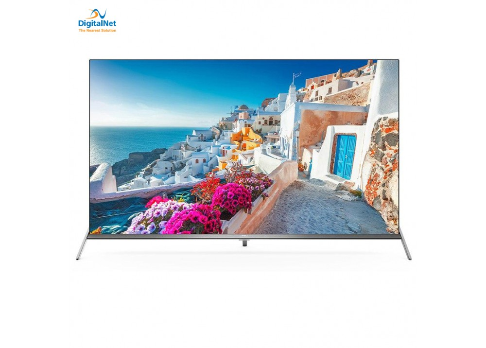 "TCL LED TV LED 55"" P8900S ANDROID SMART 4K BLACK"