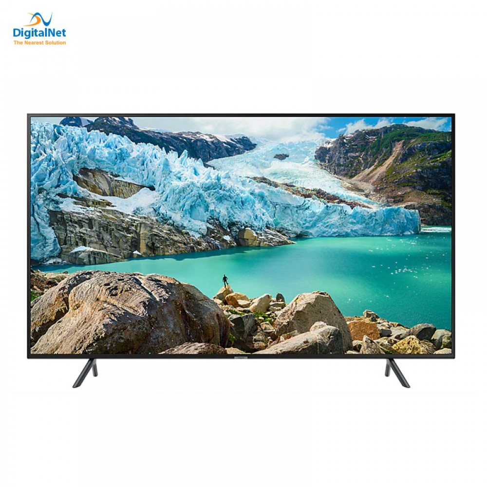 "SAMSUNG LED TV 50"" UA50RU7170UXTW SMART 4K GRAY"