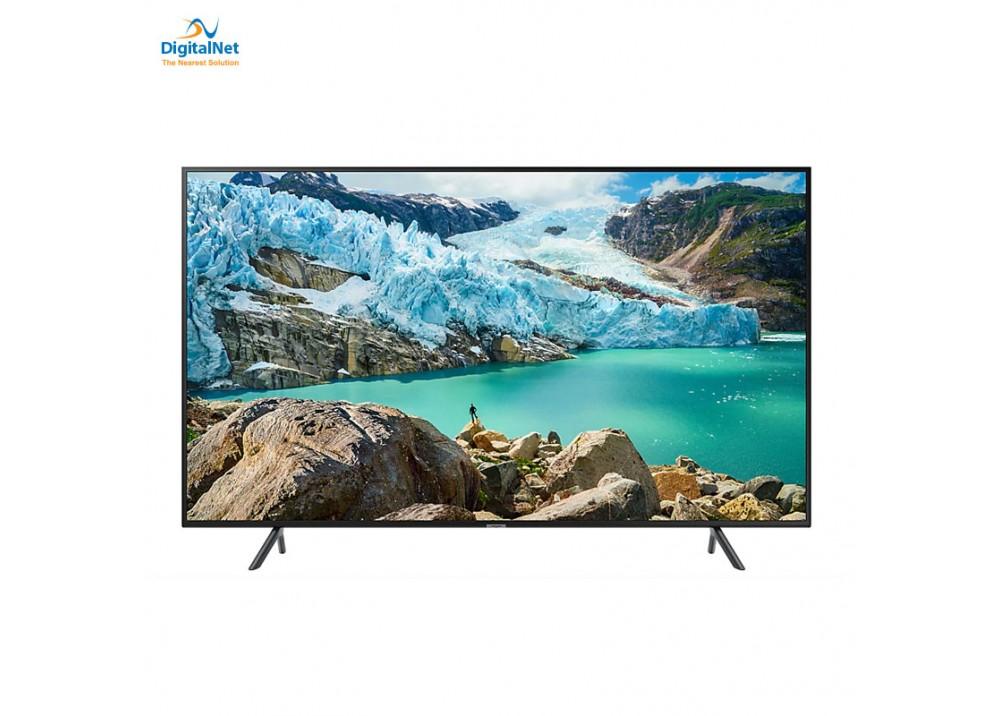 """SAMSUNG LED TV 50"""" UA50RU7170UXTW SMART 4K GRAY"""