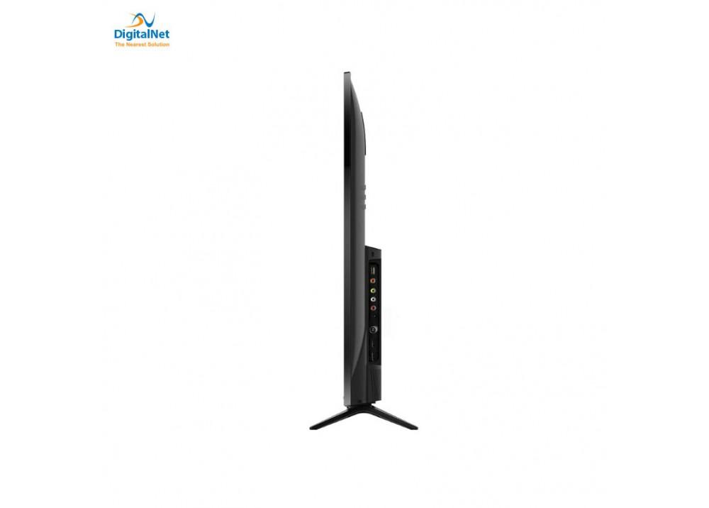 """TCL LED TV P8000 43"""" ANDROID 4K BLACK"""