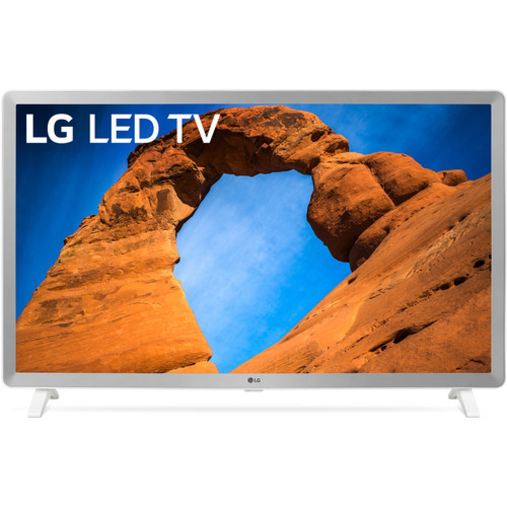 "LG LED TV 32"" LK610BPVA HD SMART WITH RECIVER WHITE KOREA"