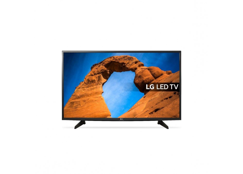 "LG LED TV 43"" LK5100 FHD WITH RECIVER BLACK KOREA"
