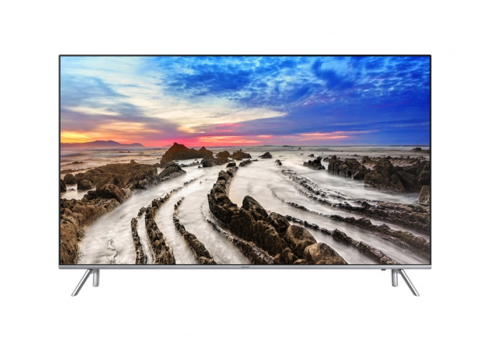 "SAMSUNG LED TV 55"" UE55 MU7000T UHD 4K SMART WITH RECIVER SILVER HUNGARY"