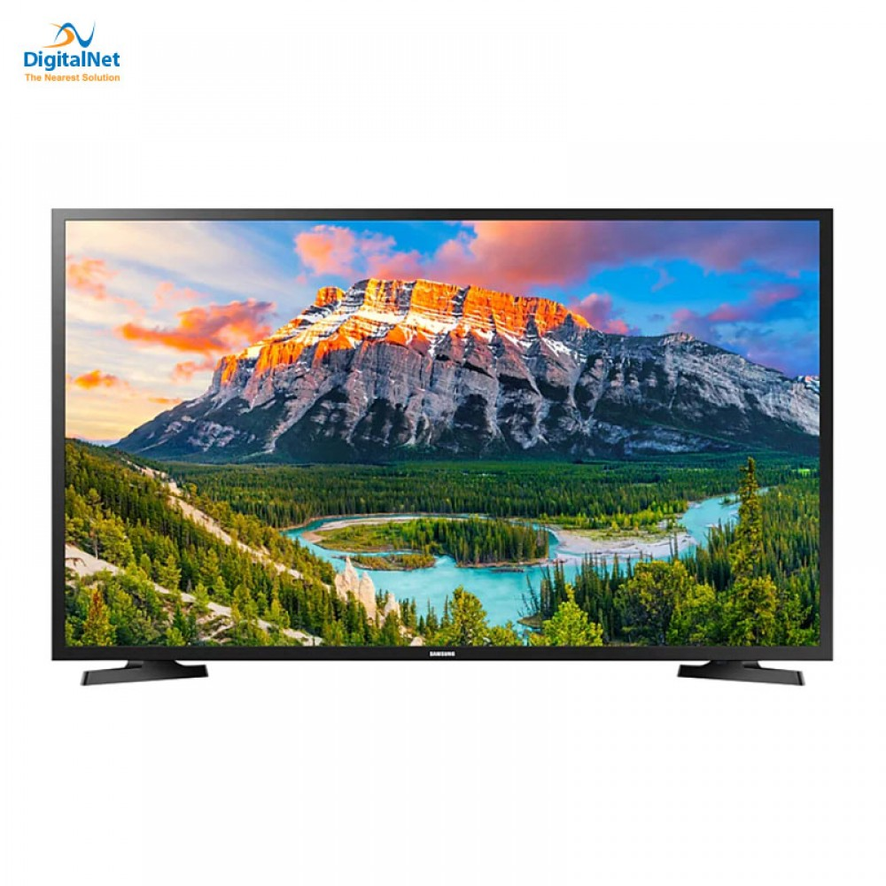 "SAMSUNG LED 32"" UA32N5370AU SMART BLACK"
