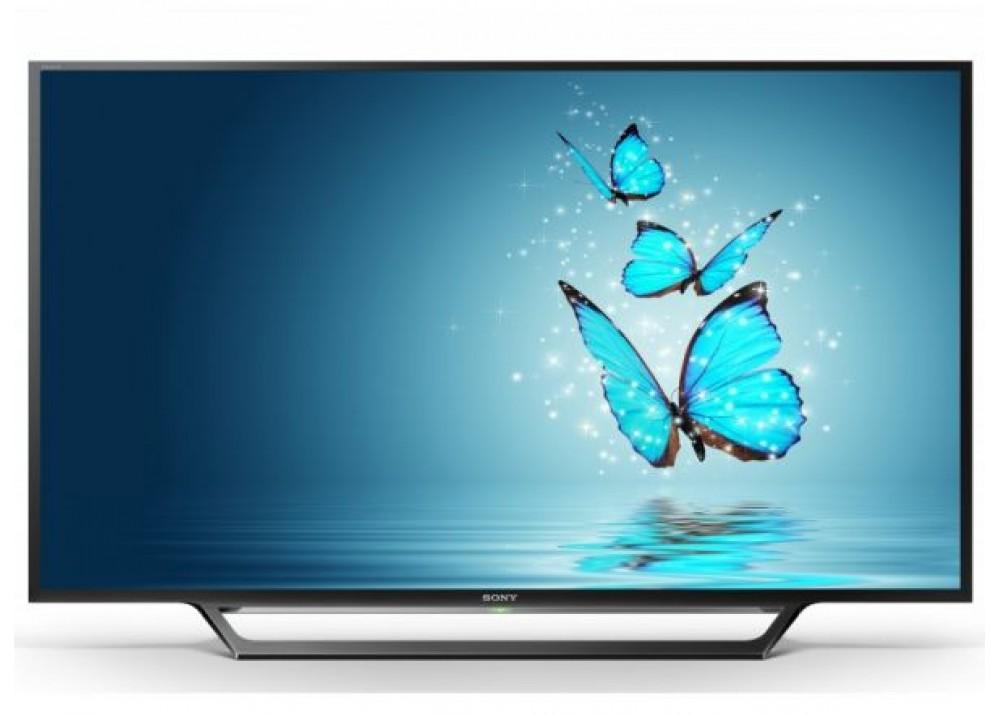 "SONY LED TV 55"" FULL HD W650D SMART BLACK MALAYSIA"