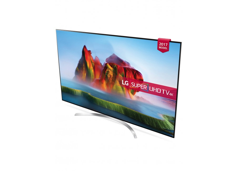 "LG LED TV 65"" SJ950V SUPER UHD 4K SMART WITH RECIVER SILVER KOREA"