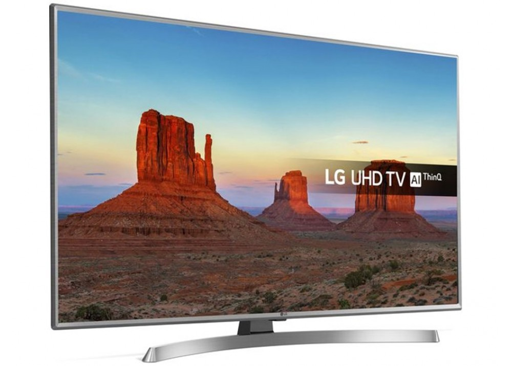 "LG LED TV 70"" UK7000 ULTRA HD 4K SMART WITH RECIVER SILVER KOREA"