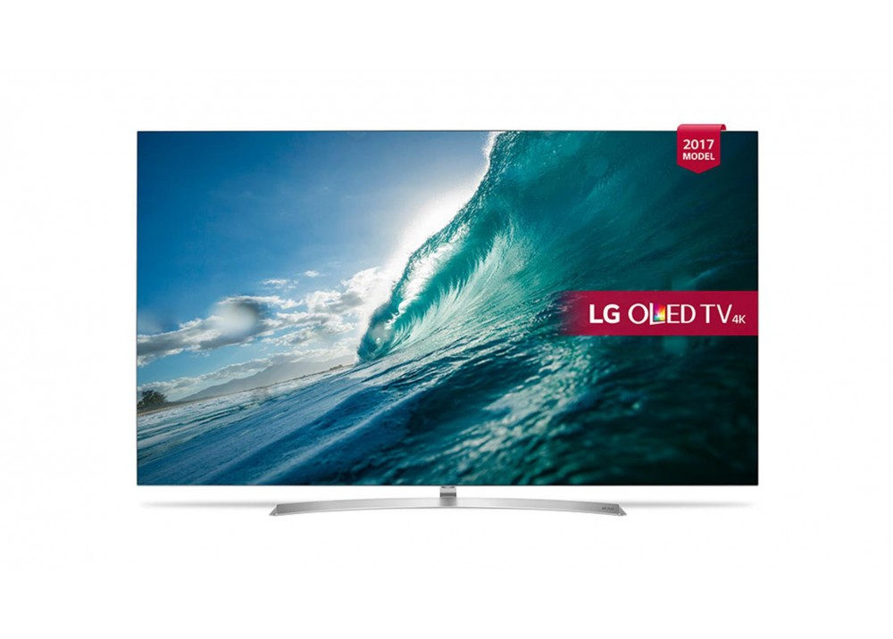 "LG OLED TV 55"" B7V SUPER UHD 4K SMART WITH RECIVER SILVER KOREA"
