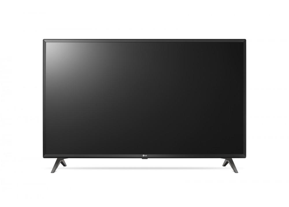 "LG LED TV 49"" UK6300PVB ULTRA HD 4K SMART WITH RECIVER BLACK"