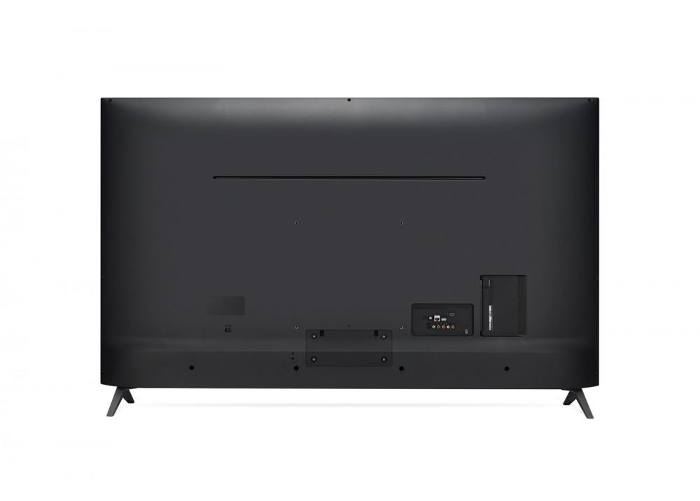 "LG LED TV 43"" UK6300PVB ULTRA HD 4K SMART WITH RECIVER BLACK"