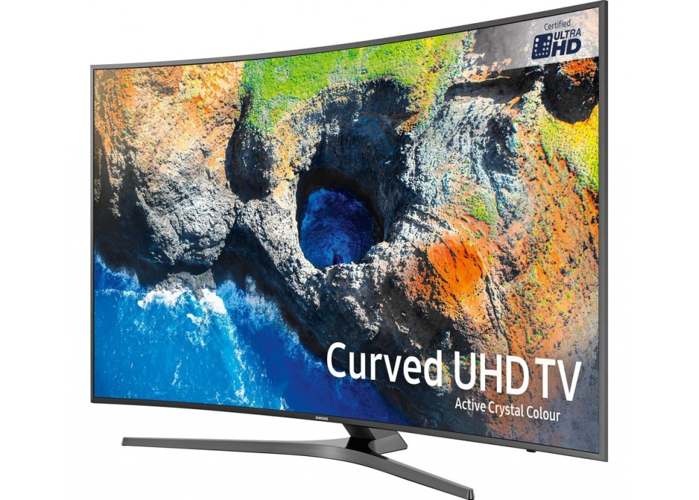 "SAMSUNG LED CURVED 65""ULTRA HD MU6200K  HDR SMART TV"