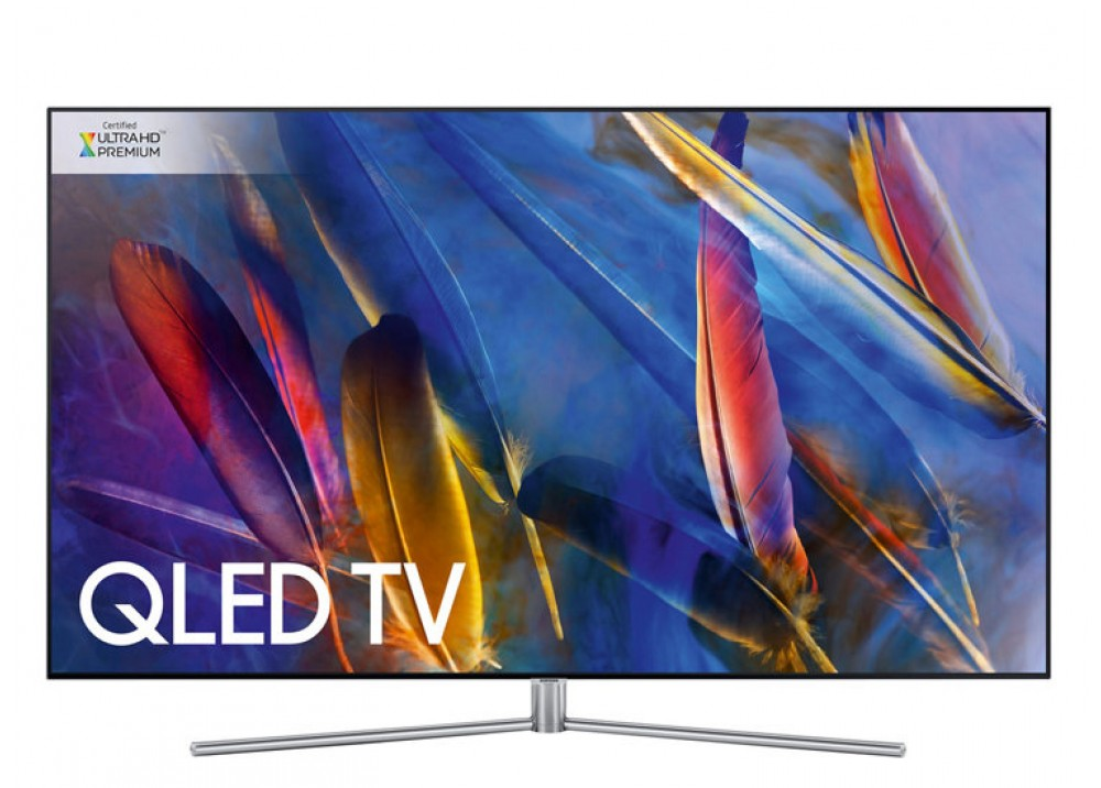 "SAMSUNG QLED 4K UHD 49"" Q7F SMART TV"