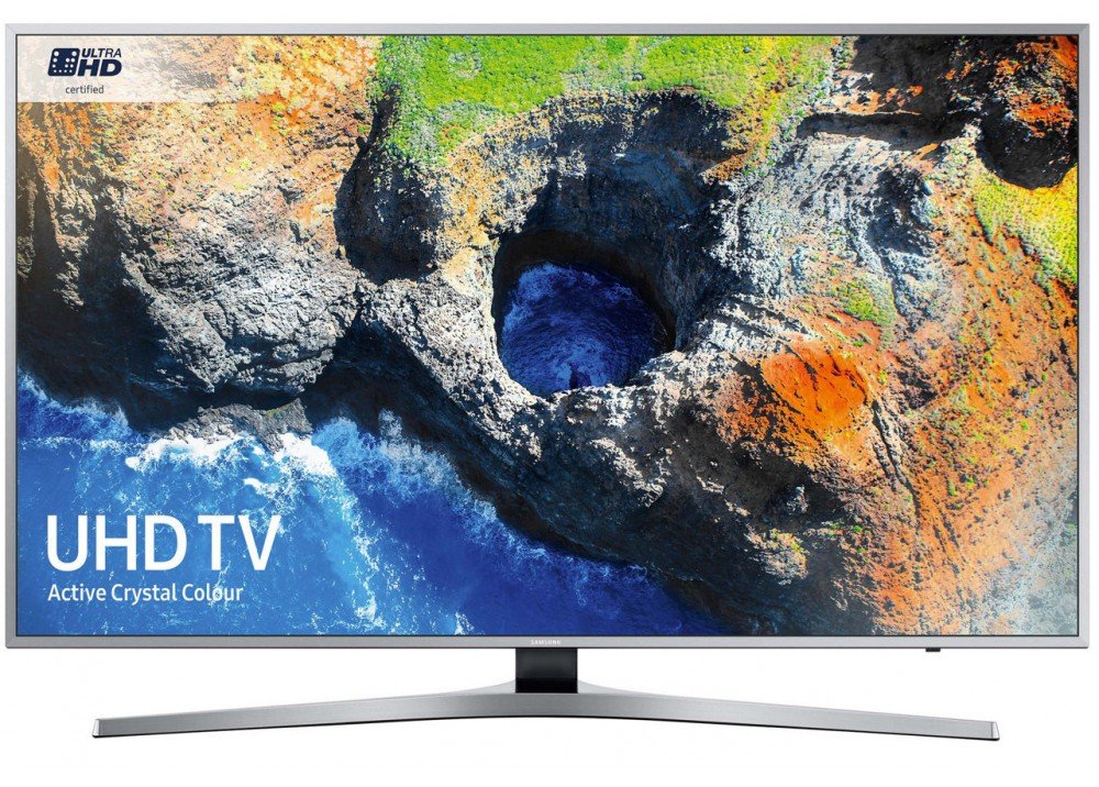 "SAMSUNG LED 4K UHD SMART TV 49"" MU6400"