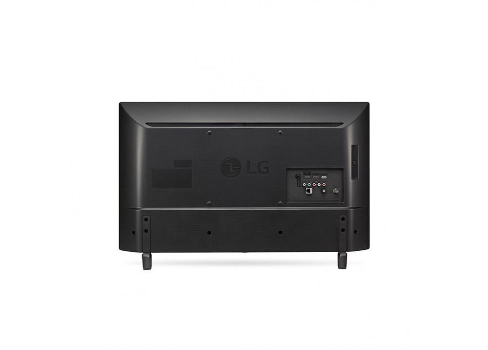 "LG LED TV 32"" LJ 570U SMART WITH RECEIVER SILVER"