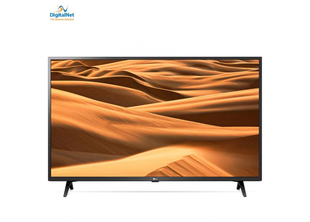 """LG LED TV 43"""" UM7340 PVA  SMART 4K  BLACK"""