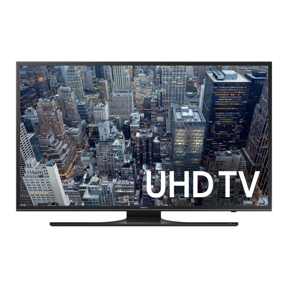 "SAMSUNG LED 4K UHD SMART TV 75"" JU6400 6 SERIES"