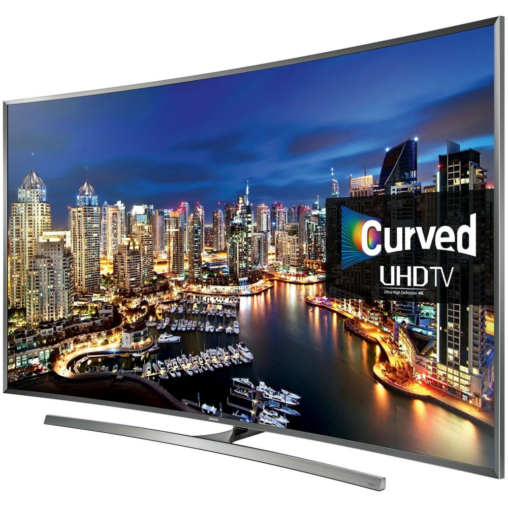 "SAMSUNG LED CURVED 4K UHD TV 55"" MU7350 7 SERIES SMART EGYPT"