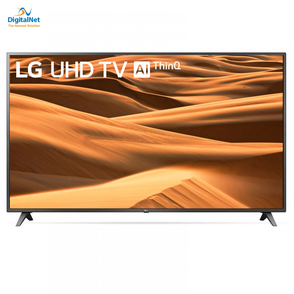 "LG LED TV 75"" 75UM7580PVA 4K SMART BLACK"