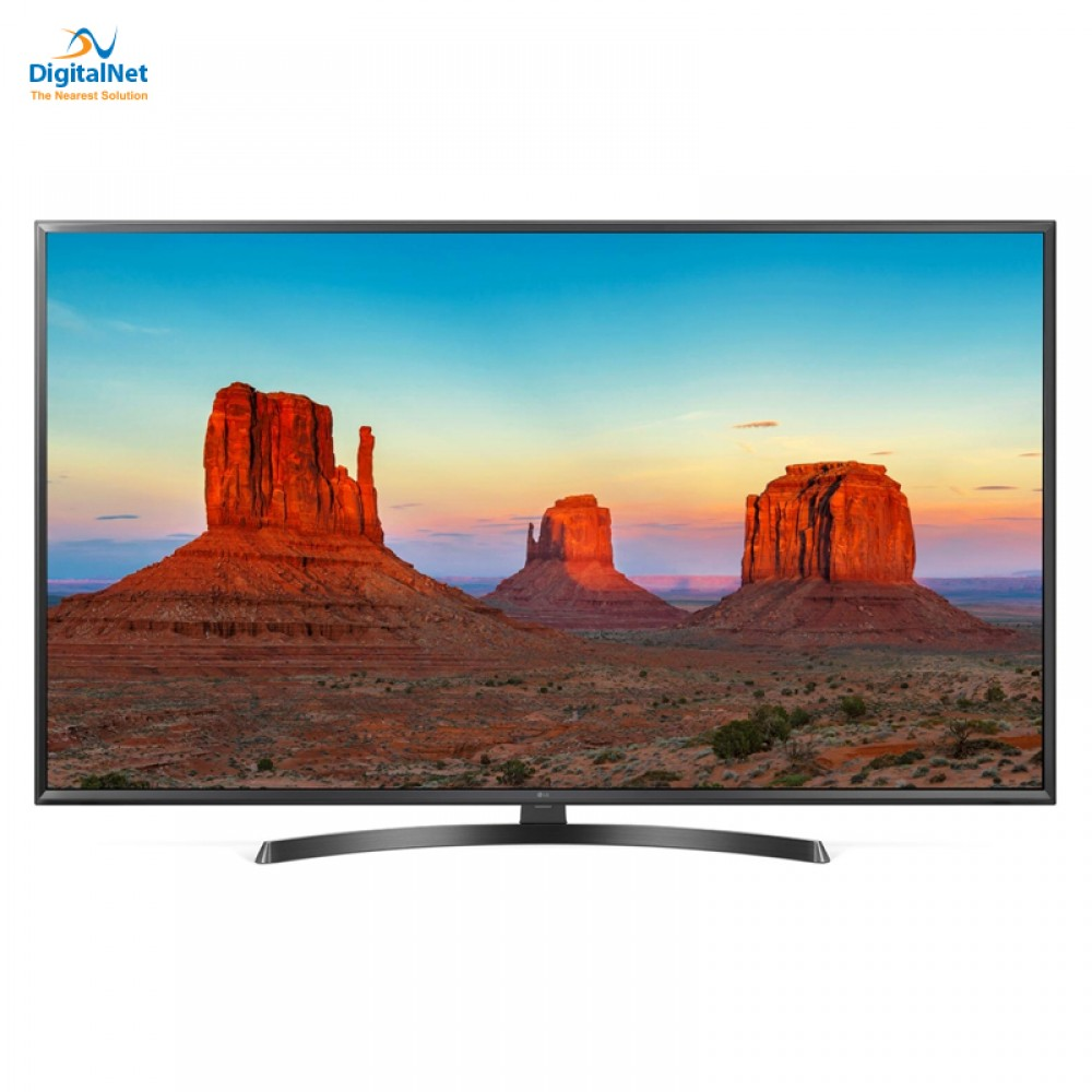 "LG LED TV  65"" 65UK6400PVC 4K SMART BLACK"