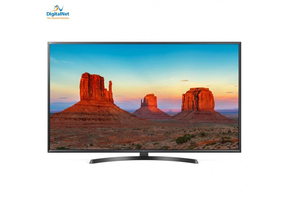 """LG LED TV  65"""" 65UK6400PVC 4K SMART BLACK"""