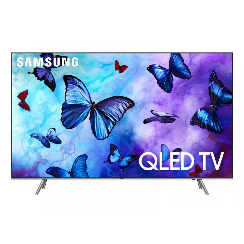 "SAMSUNG QLED TV 65"" Q6FN ULTRA HD 4K SMART GRAY"