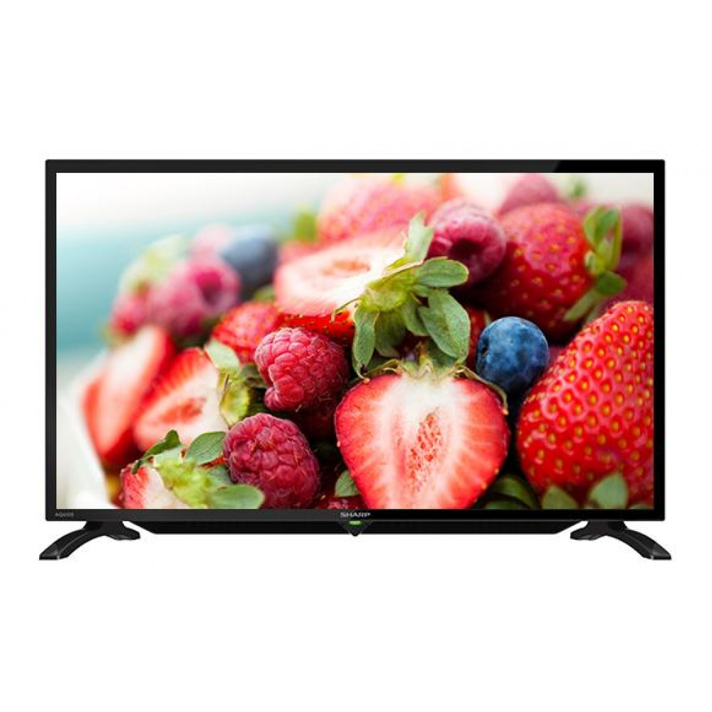 "SHARP LED TV 32"" LE280X HD BLACK MALAYSIA"