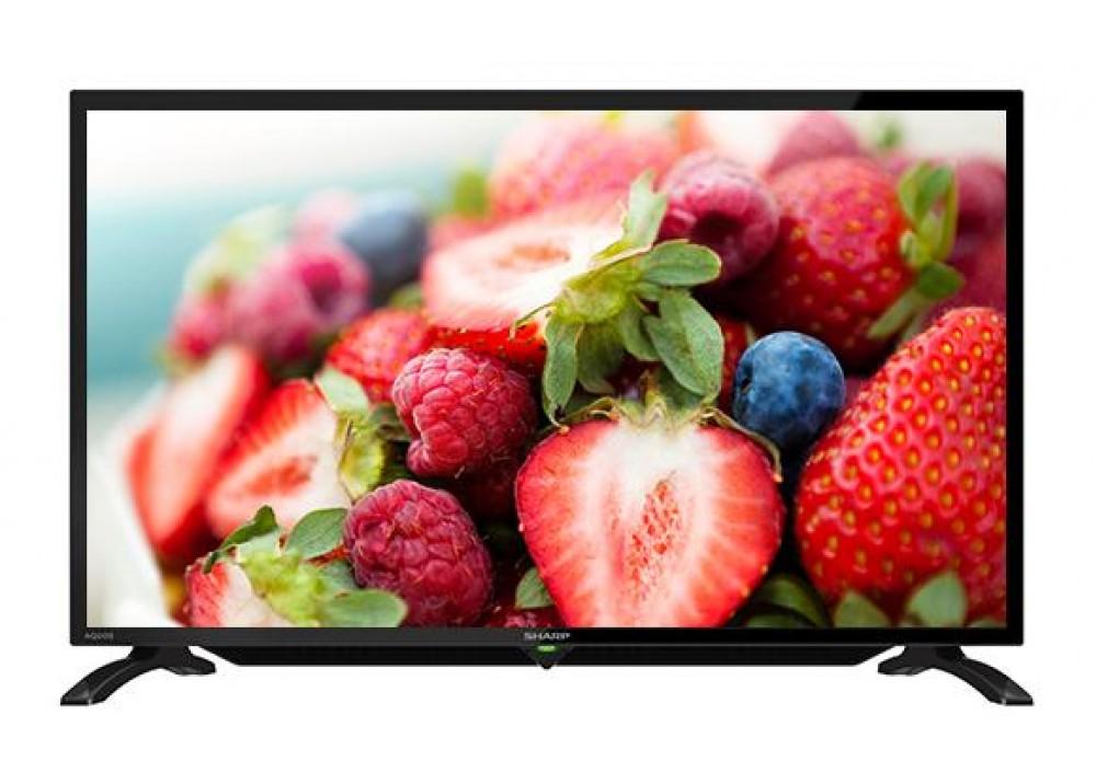 """SHARP LED TV 32"""" LE280X HD BLACK"""