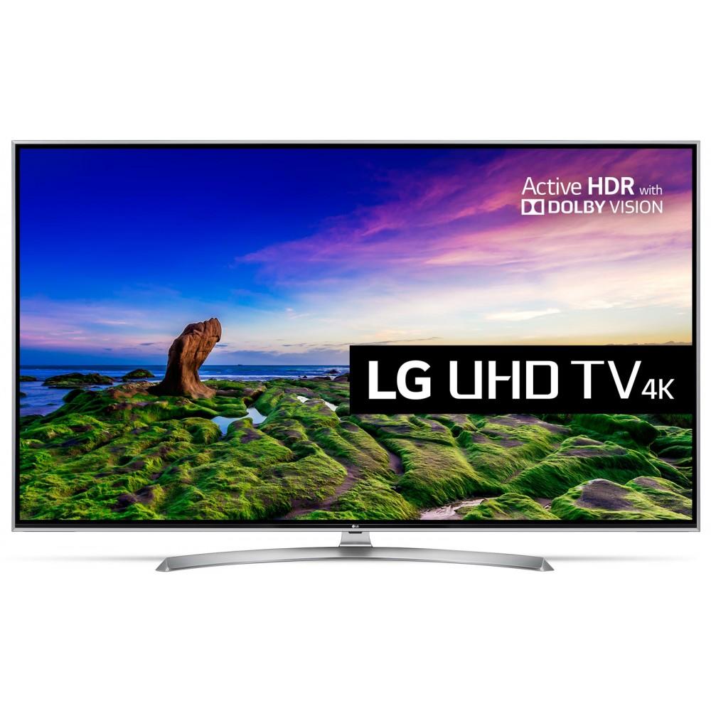 "LG LED TV 49"" UJ752V UHD 4K HDR SMART"