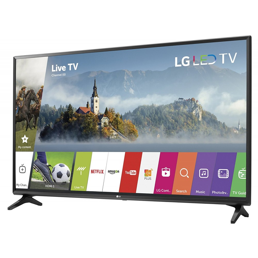 "LG LED TV 43"" LJ550 SMART FULL HD"