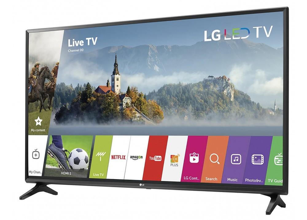 "LG LED TV 43"" LJ550 SMART FULL HD"