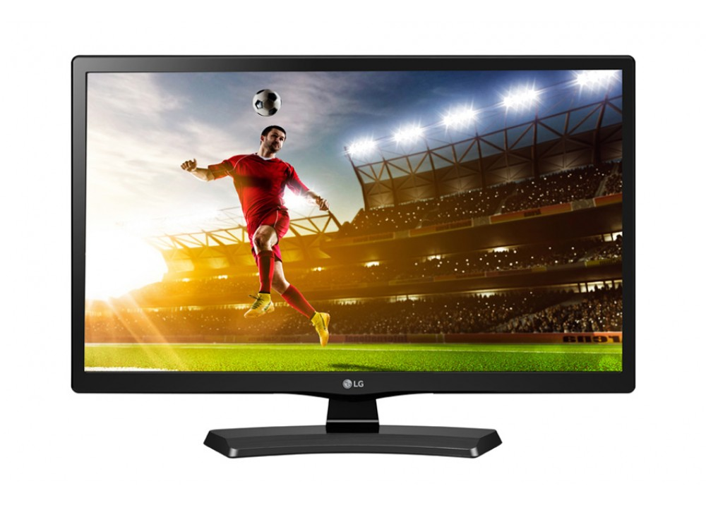 "LG LED TV 28"" HD MT49VF BLACK BY LG"