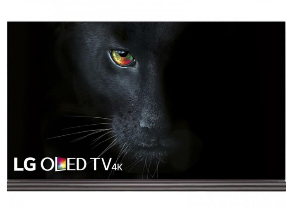 "LG OLED TV 65"" G7V UHD SMART 4K WITH RECIVER SILVER KOREA"