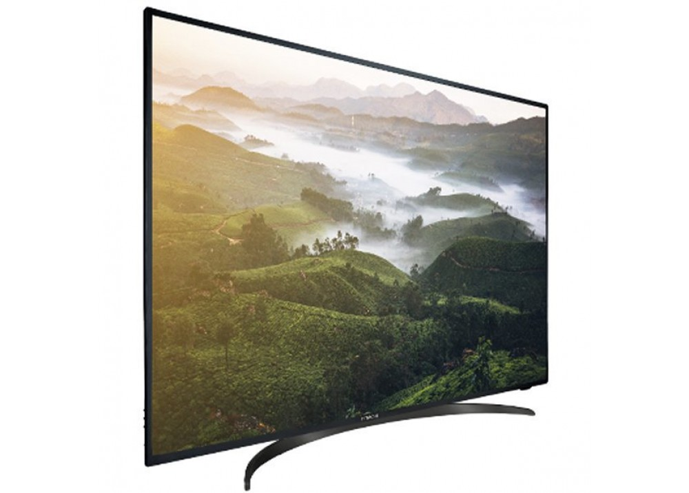 "HITACHI LED TV 65"" UZ656200 UHD 4K SMART BLACK CHINA"