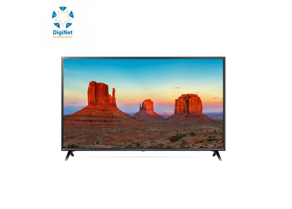 "LG LED TV 49"" 49UK6600 SMART 4K"