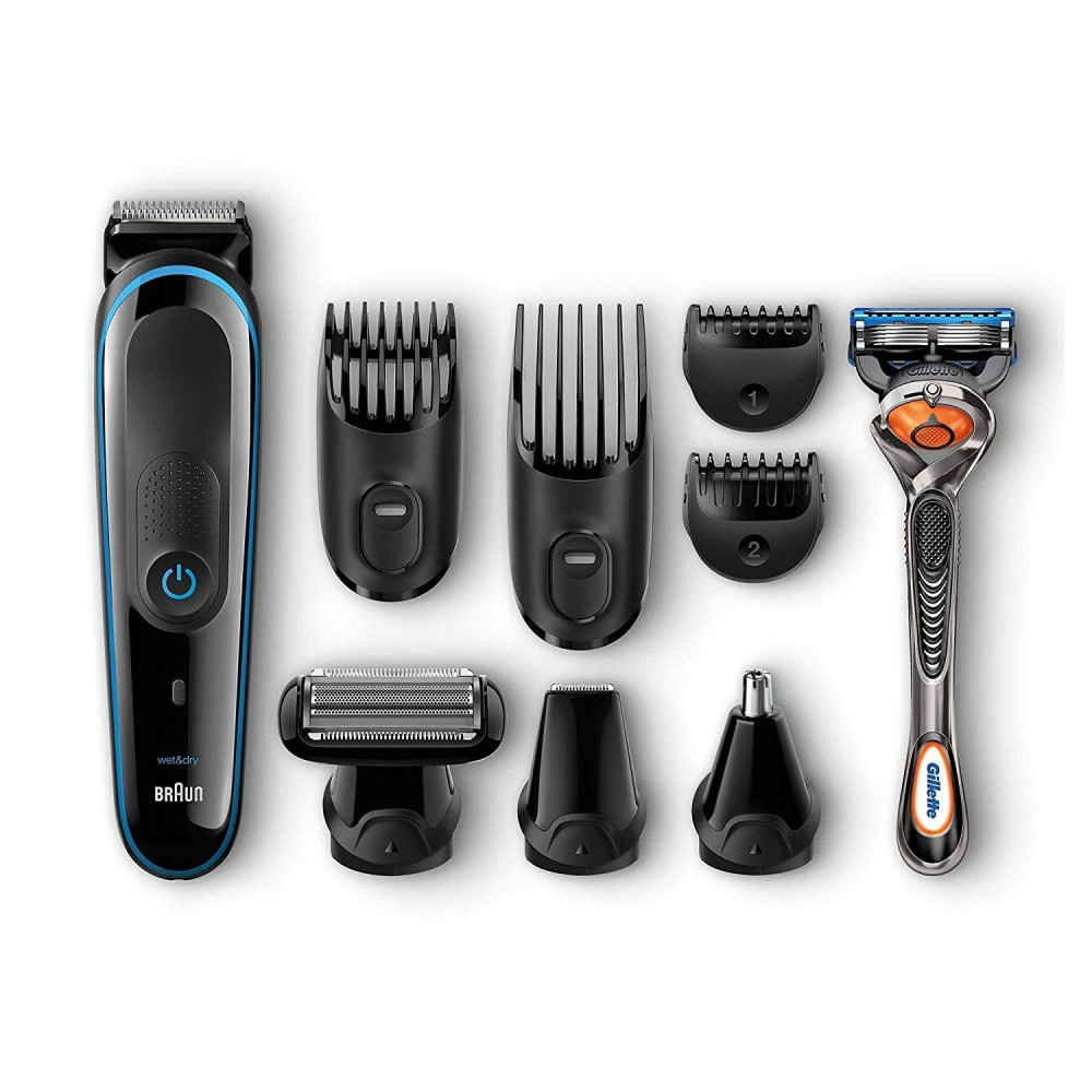 BRAUN ELECTRIC SHAVERS MGK3080 BLACK