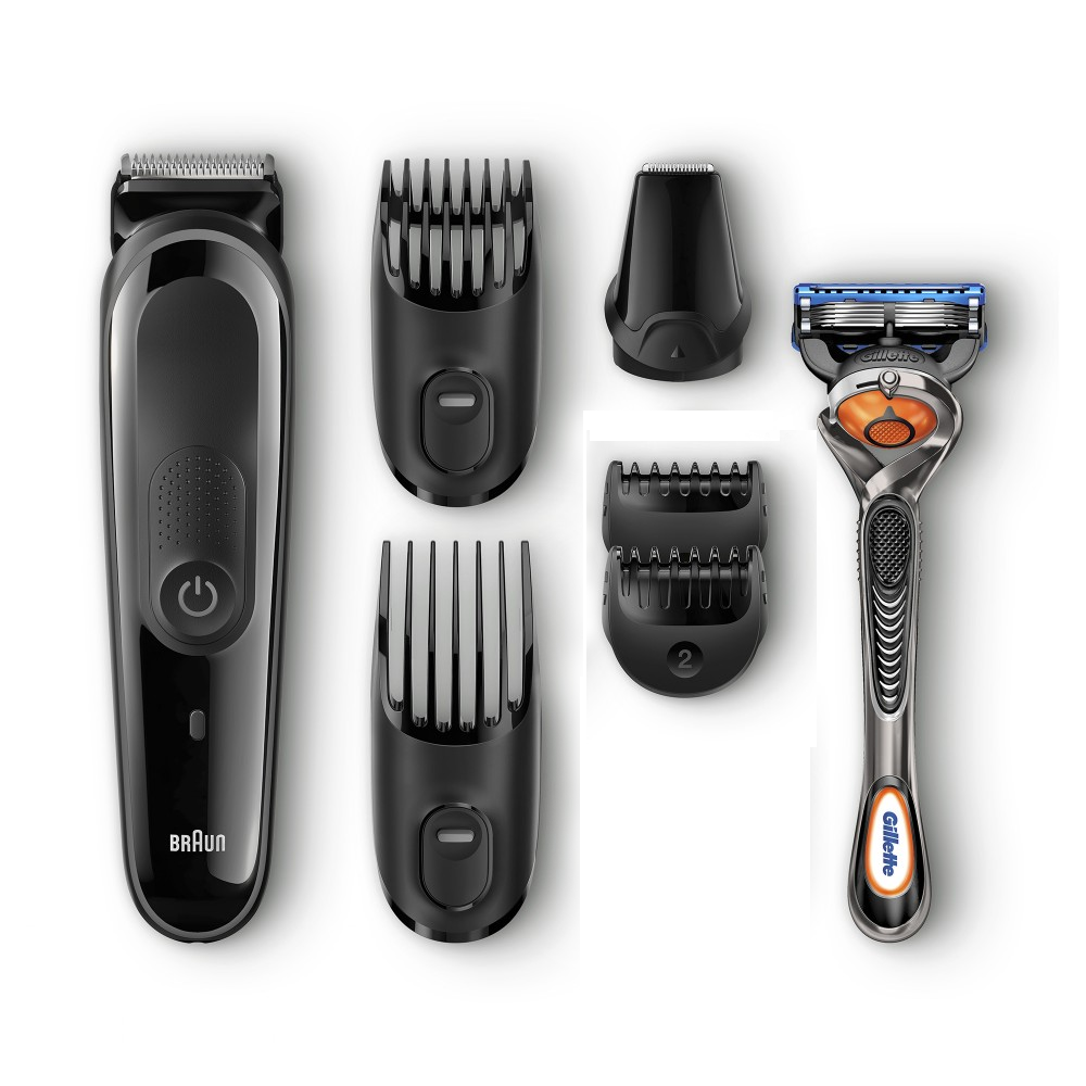 BRAUN ELECTRIC SHAVERS MGK3045 BLACK