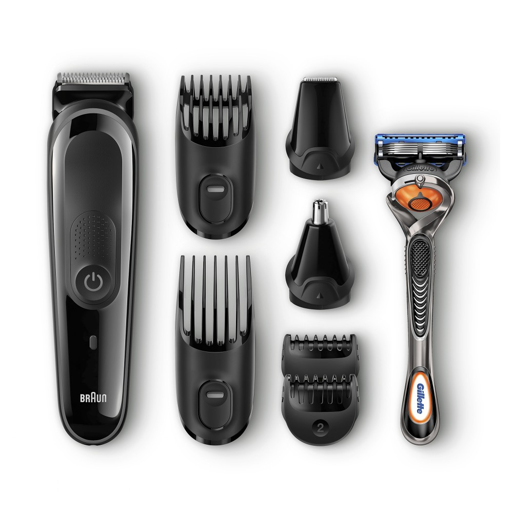 BRAUN ELECTRIC SHAVERS MGK3060 BLACK