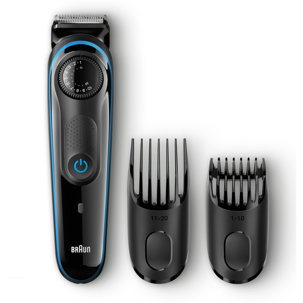 BRAUN ELECTRIC SHAVERS BT3040 BLACK