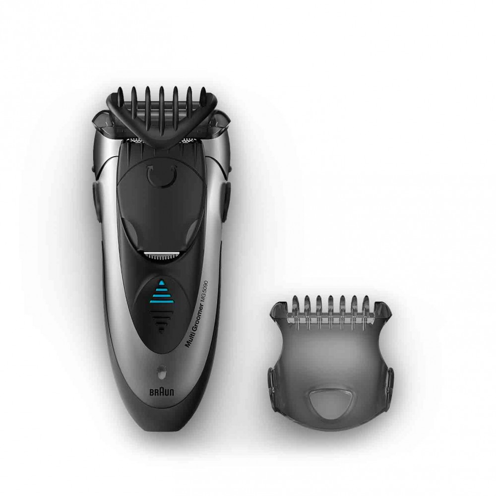BRAUN ELECTRIC SHAVERS MG-5090 BLACK