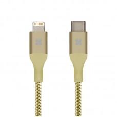PROMATE USB TYPE-C OTG CABLE UNILINK LTC2 200cm GOLD