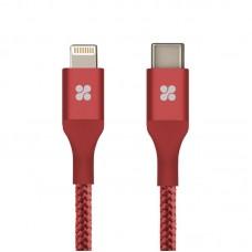 PROMATE USB TYPE-C OTG CABLE UNILINK LTC2 200cm RED